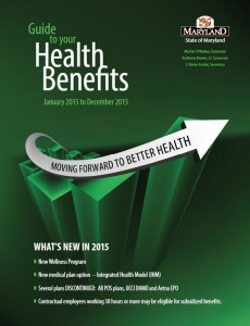 2015 Benefit Guide Cover
