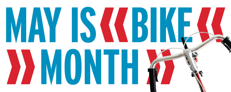 bike month graphic