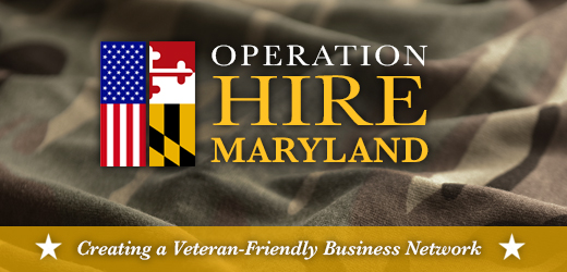 Operation Hire Maryland logo