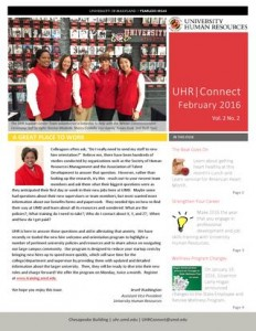image of coverpage uhr-connect